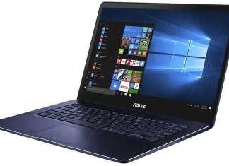 Asus ZenBook 3 Pro UX550