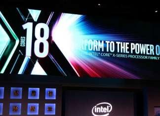 Core i9 Intel Core X ufficiali