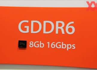 memorie GDDR6 Nvidia