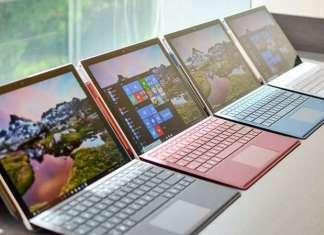nuovo Surface Pro Microsfot