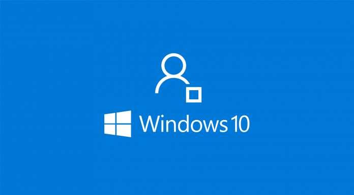 password di accesso a Windows 10