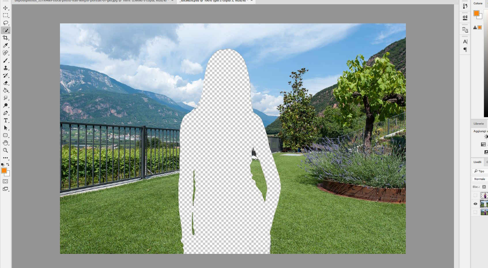 Tutorial Photoshop: come sfocare lo sfondo di una …