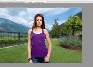 sfocare lo sfondo con Photoshop