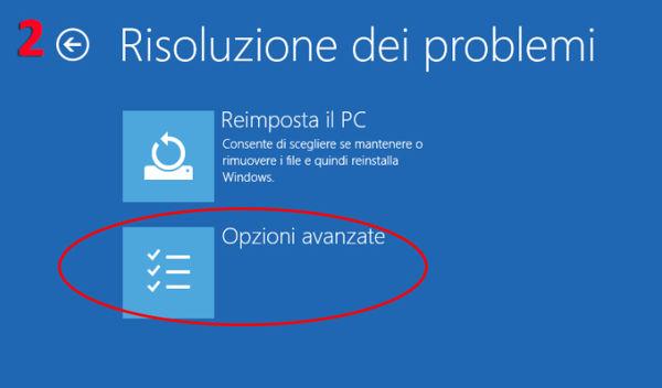 Avviare il PC in modalità provvisoria su Windows 10