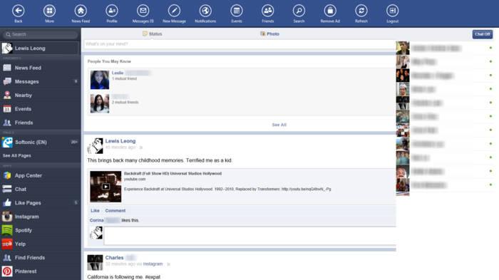 Facebook lento come velocizzare Facebook Touch