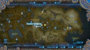 Legend of Zelda Breath of the Wild Immagine Ricordo Finale – Il risveglio di Zelda