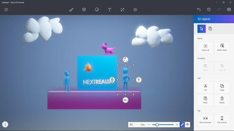 Programmi per fotoritocco gratis for Programmi gratis per disegnare in 3d