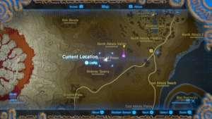 The Legend of Zelda Breath of the Wild Immagine ricordo 9 – Il potere non si risveglia