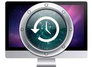 backup Time Machine su Mac OS X copertina