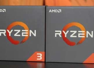 AMD Ryzen 3 confezione