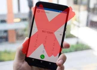 bloccare chiamate e SMS indesiderati Android