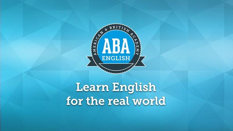 Corsi di inglese online ABA English