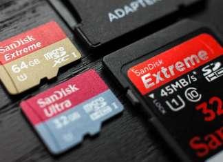 scegliere una microSD smartphone android