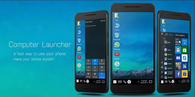 6a25b3408d1f3 Da Android in Windows Phone con Lanciatore di computer