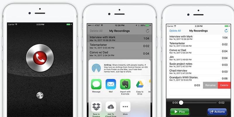 Come Registrare Telefonate Iphone Migliori App Per Ios Hardwaretheory It