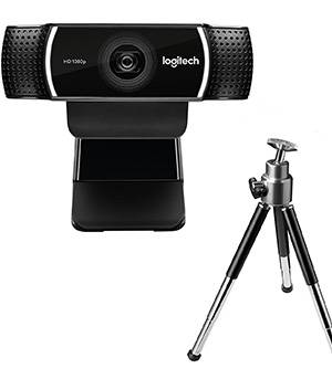 Migliori webcam Logitech C922 Pro Stream