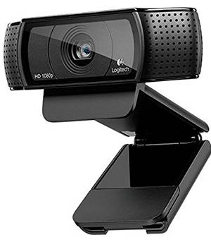 Migliori webcam Logitech HD Pro C920