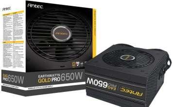 Antec alimentatori EarthWatts Gold Pro 80 plus gold