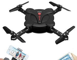 Idee regalo tecnologiche Drone economico