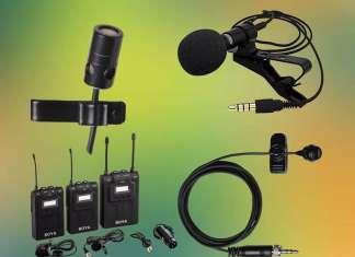Migliori microfoni lavalier clip economici Guida acquisto