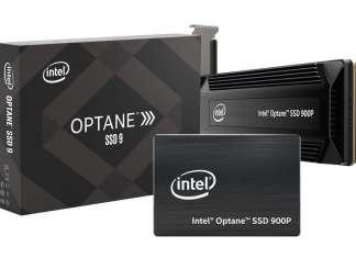 SSD Intel Optane 900p varianti da 960 GB e 1,5 TB