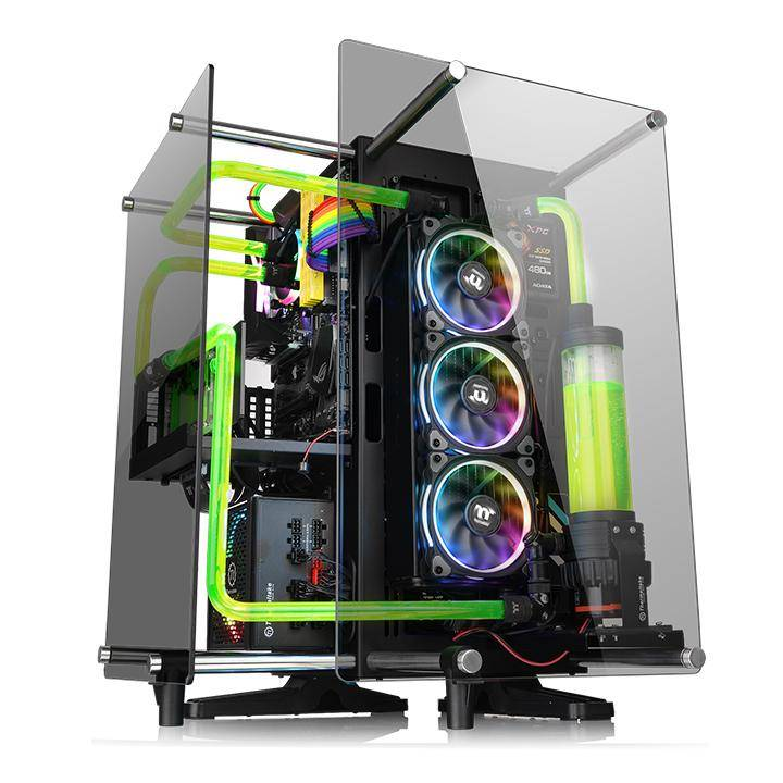 Thermaltake Core P90 Tempered Glass Edition case modder