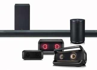 altoparlanti LGsoundbar SK10Y Dolby Atmos