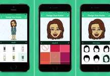 Creare Emoji personalizzate conBitmoji