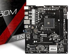 Migliore scheda madre AMD AM4 B350 Ultra economica