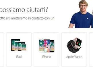 sostituire batteria iPhone da Apple