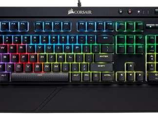 tastiera meccanica Corsair K68 RGB