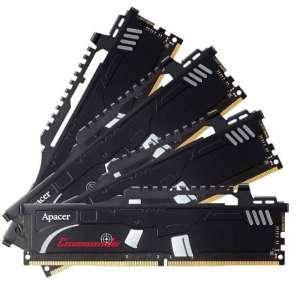 Apacer RAM DDR4-3600 CL17 bassa latenza