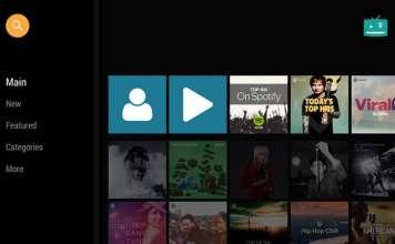 Installare Spotify su Fire TV Stick
