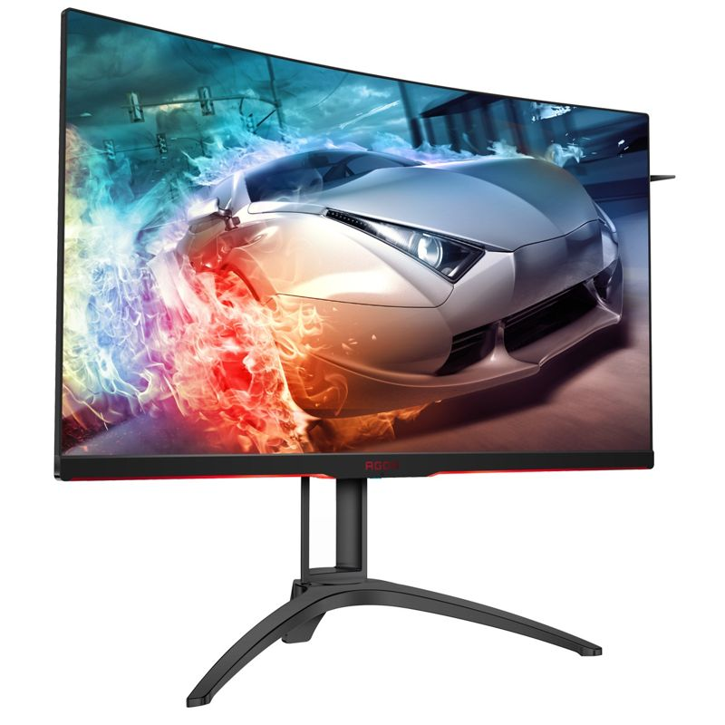 Monitor AGON AG322QC4 FreeSync 2 HDR400