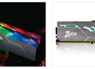 Kingmax RAM DDR4 Zeus Dragon RGB