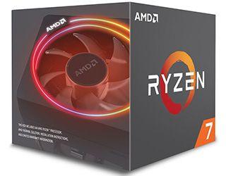 Migliori CPU produttività AMD Ryzen 7 2700X