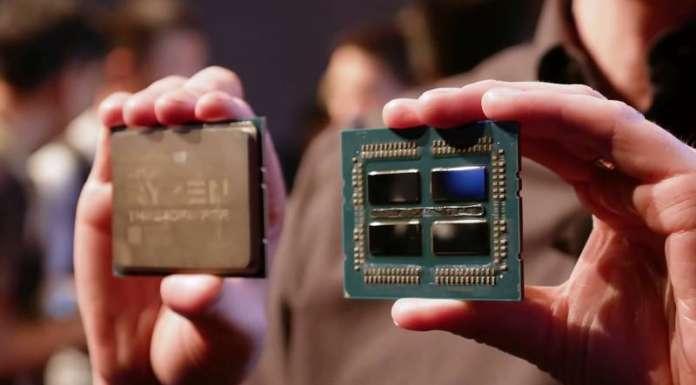 AMD CPU 32 core Threadripper 2