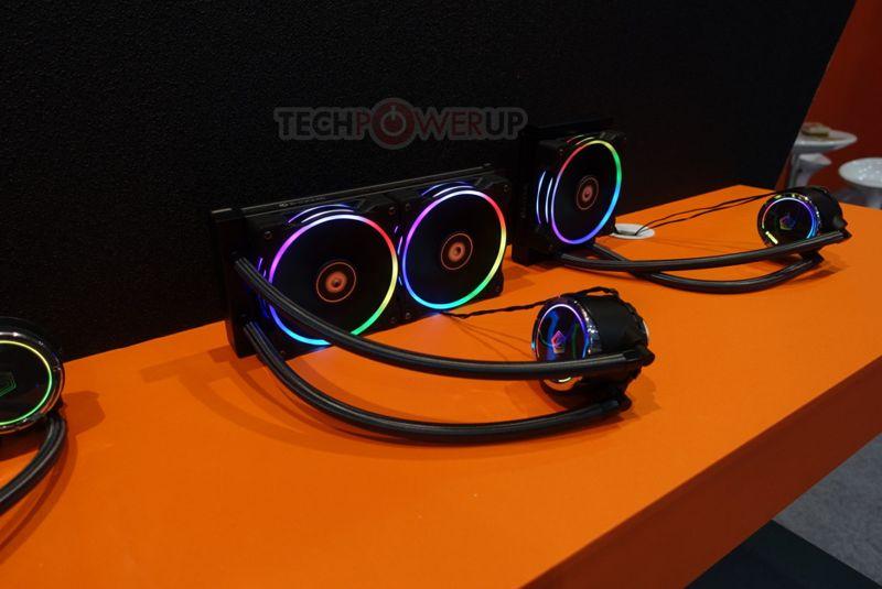 Dashflow ID Cooling Zoomflow Rainbow dissipatore liquido