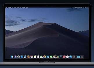 Modalità scura MAC