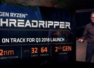 Ryzen Threadripper a 32 core 64 threads