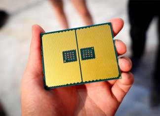 Threadripper 2 AMD die CPU