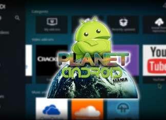 installare Planet Android Mania su Kodi