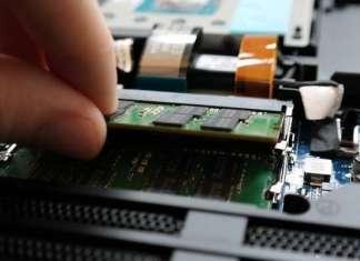 installare aggiornare RAM notebook