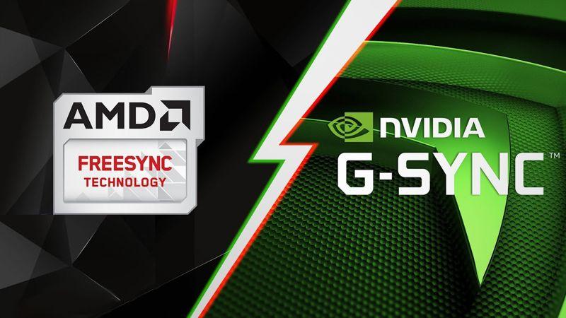 G-Sync vs FreeSync eliminare lo stuttering tearing