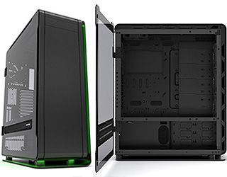 configurazione PC estrema Phanteks Enthoo Elite