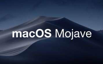 dock su MacOS Mojave