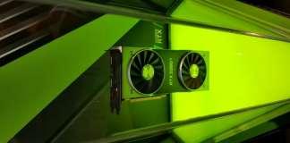 Prestazioni NVIDIA GeForce RTX 2080 Ti