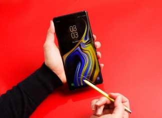 Samsung Galaxy Note 9 meglio non comprarlo