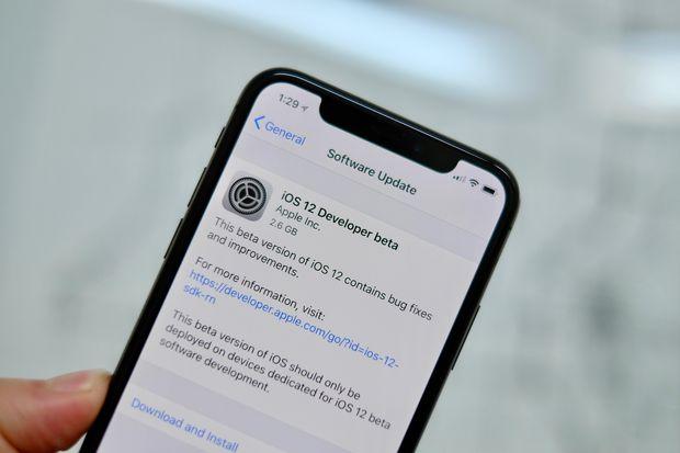 iOS 12 data di rilascio funzionalità