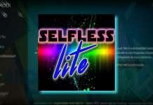installare Selfless Lite su Kodi